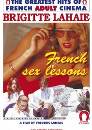 French Sex Lessons porn DVD from Alpha-France.