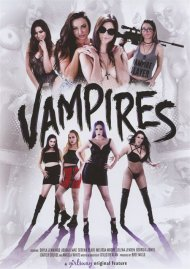 Vampires porn DVD from Girlsway.