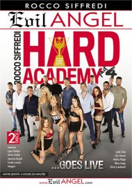 Rocco Siffredi Hard Academy Part 4 . . . Goes Live Movie