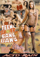 Teen Summer Gang Bang Porn Movie