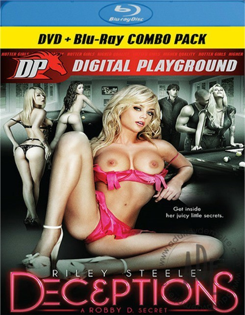 Deceptions (DVD+ Blu-ray Combo)