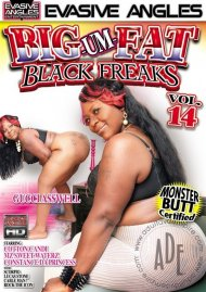 Big-Um-Fat Black Freaks 14 Movie