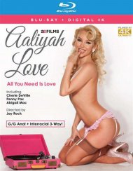 Aaliyah Love: All You Need Is Love (Blu-ray + Digital 4K) Blu-ray Movie