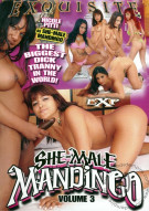 She-Male Mandingo Vol. 3 Porn Video