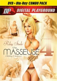 Masseuse 4, The (DVD + Blu-ray Combo) Porn Movie