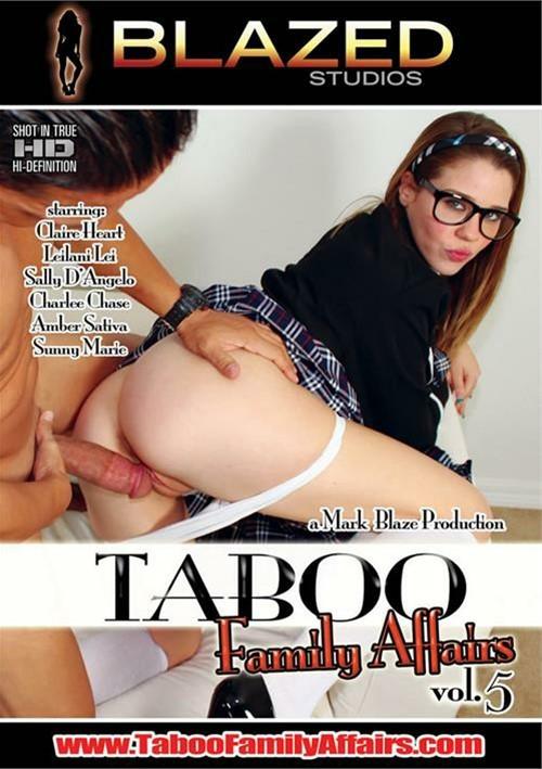 Taboo Family Affairs Vol 5