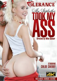 My Stepbrother Took My Ass DVD porn movie from Zero Tolerance Ent.