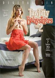 Tiny Titty Babysitters Vol. 2 porn DVD from Digital Sin.