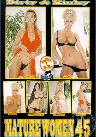 Dirty & Kinky Mature Women 45 Porn Movie