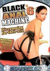 Black Anal Machine 6 Porn Movie