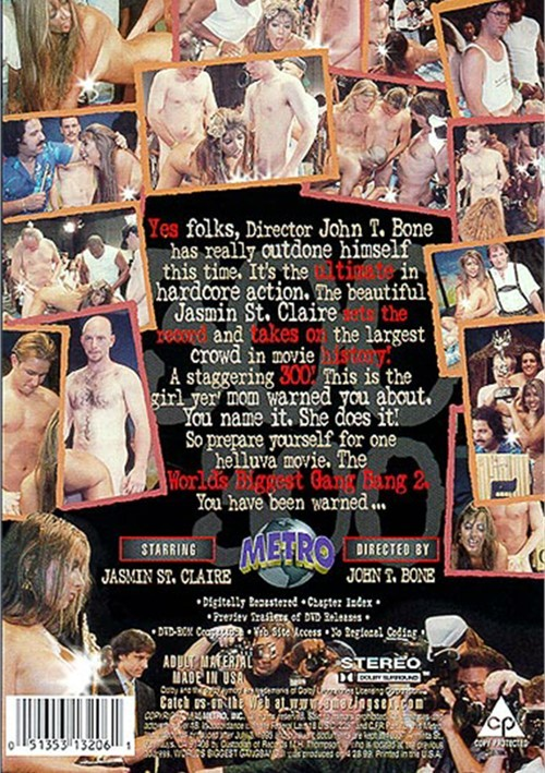 Worlds biggest gangbang ii dvd rip