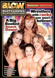 B.L.O.W. Busty Ladies of Oil Wrestling Porn Movie