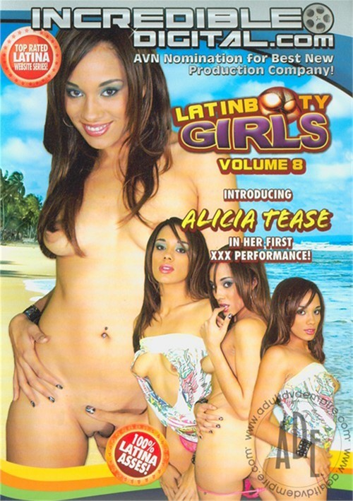 Latin Booty Girls Vol  8 (2010)