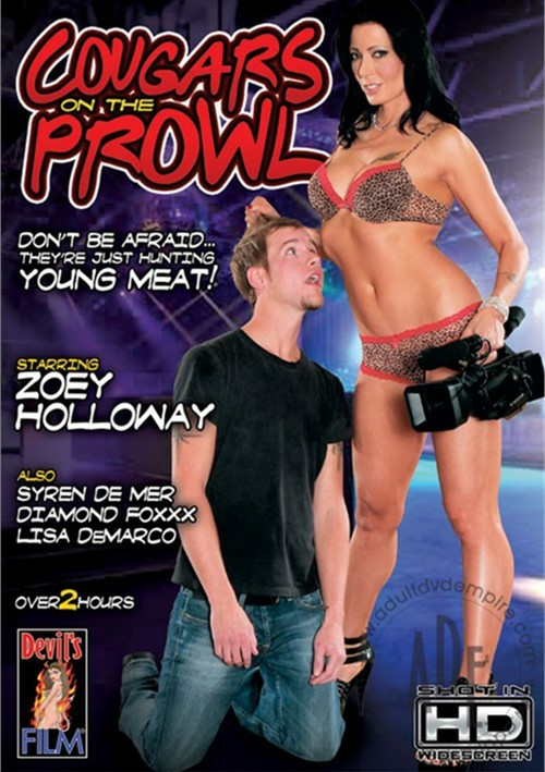 Cougars On The Prowl (2011)