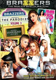 Brazzers Presents: The Parodies 3 Porn Movie