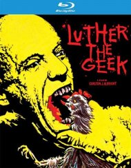 Luther The Geek (Blu-ray + DVD Combo) Blu-ray Movie