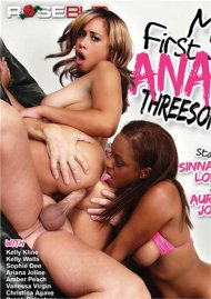 My First Anal Threesome Movie