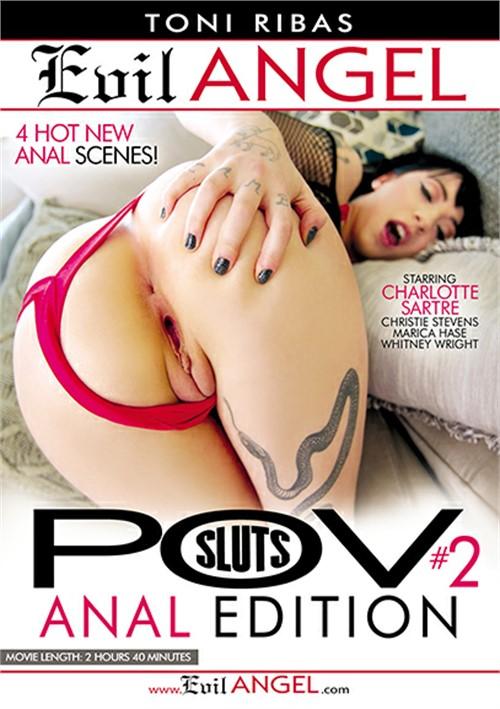 POV Sluts: Anal Edition #2 (2018)