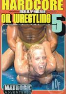 Male/Female Oil Wrestling 5 Porn Movie
