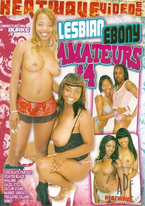 Lesbian Ebony Amateurs #4