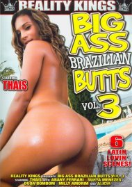 Big Ass Brazilian Butts Vol. 3 Porn Movie