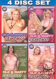 Nasty Old Grannies Porn Movie
