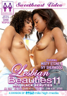Lesbian Beauties Vol. 11: All Black Beauties Porn Movie