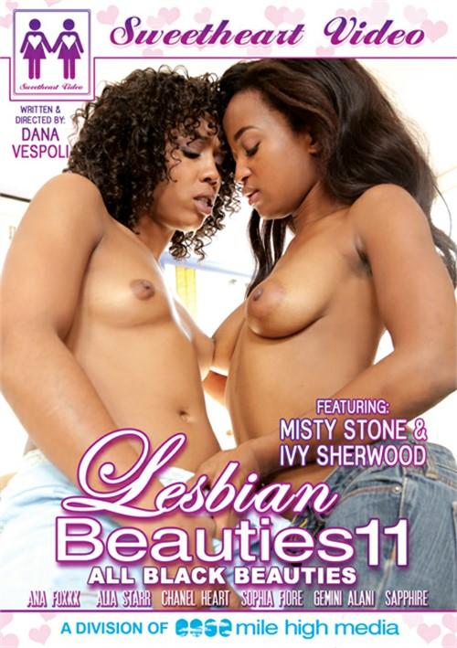 Lesbian Beauties Vol. 11: All Black Beauties