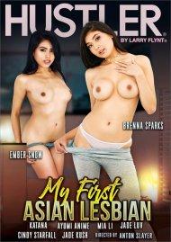 My First Asian Lesbian porn video from Hustler.