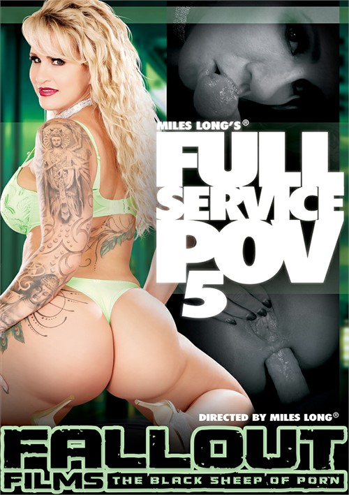 Miles Long's Full Service POV 5 porn video from Miles Long Productions.