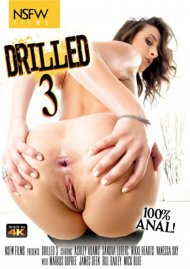 Drilled 3 porn video from NSFW Films.