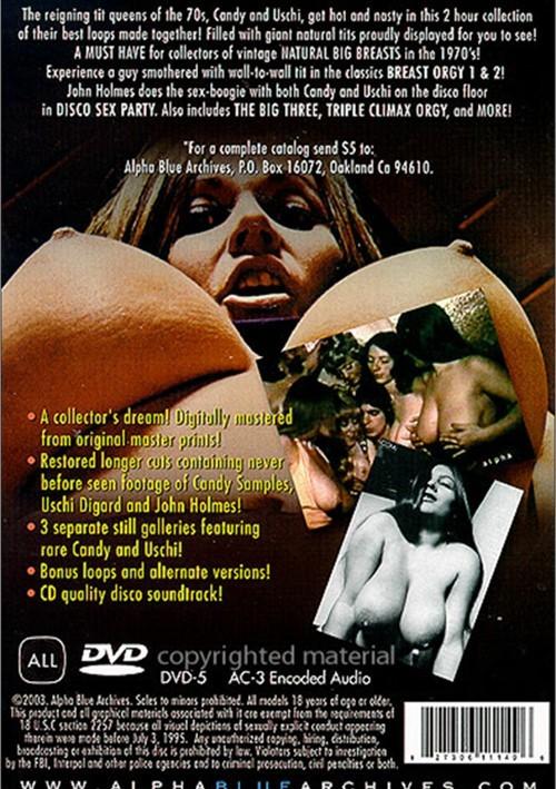 Big tit orgy movies