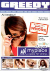 Myplace: A Space For Whores Boxcover