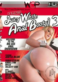 Juicy White Anal Booty! 3 Porn Movie