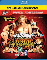 Losing Kayden (DVD + Blu-ray Combo) Blu-ray Porn Movie