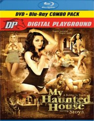 My Haunted House (DVD + Blu-ray Combo) Blu-ray Porn Movie