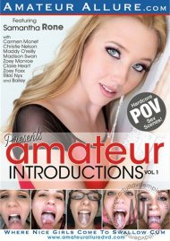 Amateur Introductions Vol. 1 Porn Movie