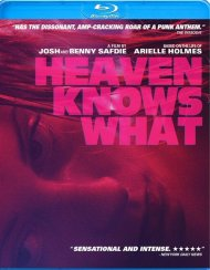 Heaven Knows What Blu-ray Movie