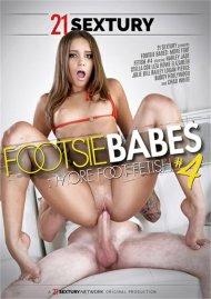Footsie Babes: More Foot Fetish 4 Porn Movie