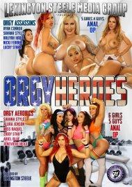 Orgy Heroes Porn Video