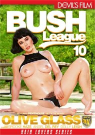 Bush League 10 porn DVD from Devil's Film.