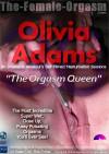 "Femorg: Olivia Adams ""The Orgasm Queen"" Boxcover"