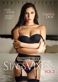 Stags & Vixens Vol. 2 streaming porn video from New Sensations.