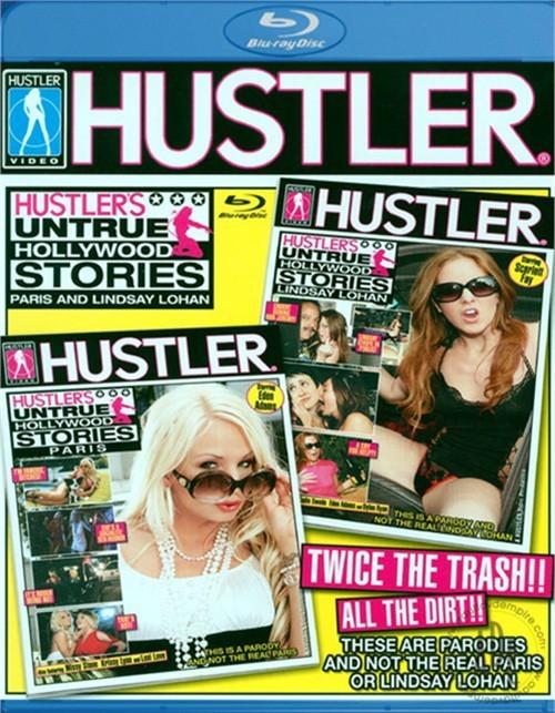 Lindsay lohan hustler