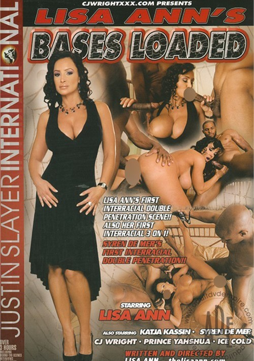 Lisa Ann Gets Triple Penetrated In A Gangbang Porn