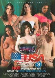 USA T-Girls 3 Porn Movie