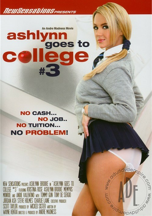 Ashlynn Goes To College #3