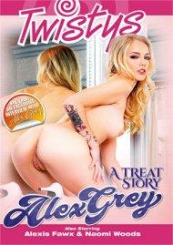 Treat Story, A: Alex Grey Porn Movie