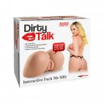 Pipedream Extreme Toyz Dirty Talk Interactive Fuck Me Silly Sex Toy
