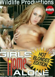 Girls Home Alone: Hot Blondes Edition Porn Movie